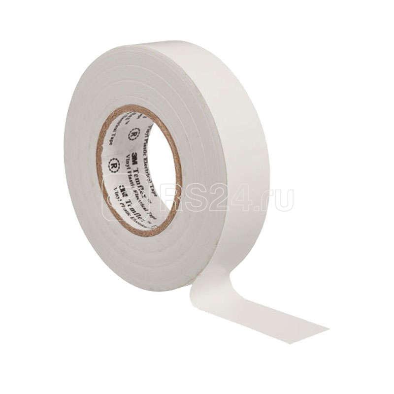 Изолента ПВХ 19мм Temflex 1300 бел. (рул.20м) 3М 7100080344