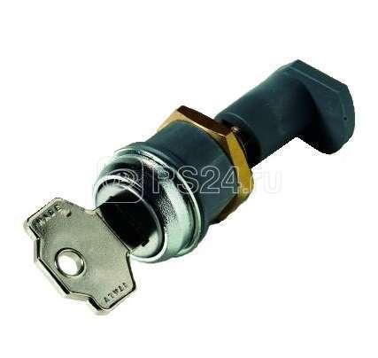 Блокировка выкл. в разомкнутом состоянии KLF-S T4-T5 KEY LOCK EQ.20006 F/ROT.HAND ABB 1SDA054941R1 купить в интернет-магазине RS24