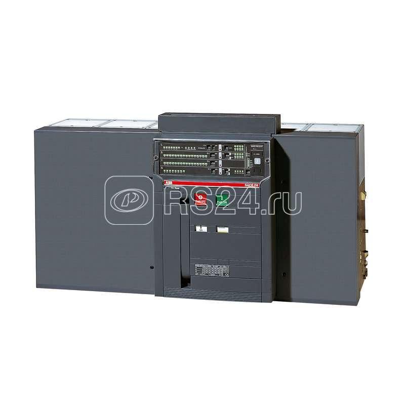 Выключатель авт. для защиты эл. двиг. 4п T6H 630 PR221DS-I In=630 4p F F ABB 1SDA060252R1 купить в интернет-магазине RS24