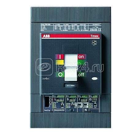 Выключатель авт. для защиты эл. двиг. 3п T5S 400 PR221DS-I In=320 3p F F ABB 1SDA054334R1 купить в интернет-магазине RS24