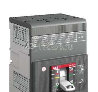 Корпус выключателя XT4L160 3p F F ABB 1SDA068292R1 купить в интернет-магазине RS24