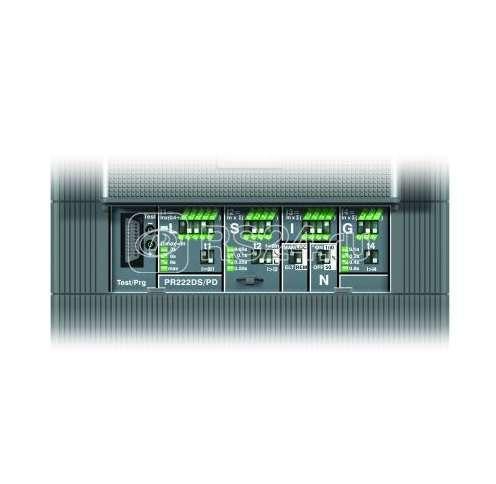 Расцепитель защиты PR222DS/P-LSI In=160 T4 3p ABB 1SDA054610R1 купить в интернет-магазине RS24