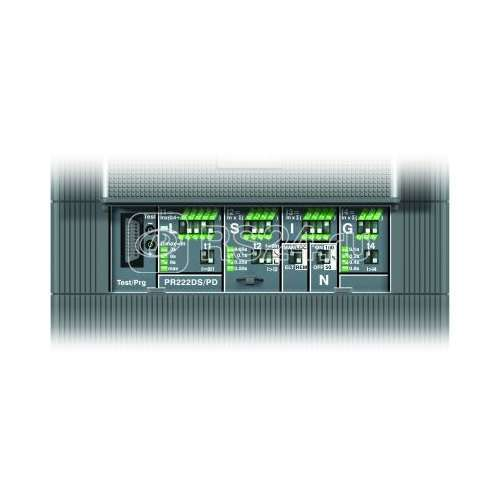 Расцепитель защиты PR223DS In=250 3p T4 ABB 1SDA059563R1 купить в интернет-магазине RS24