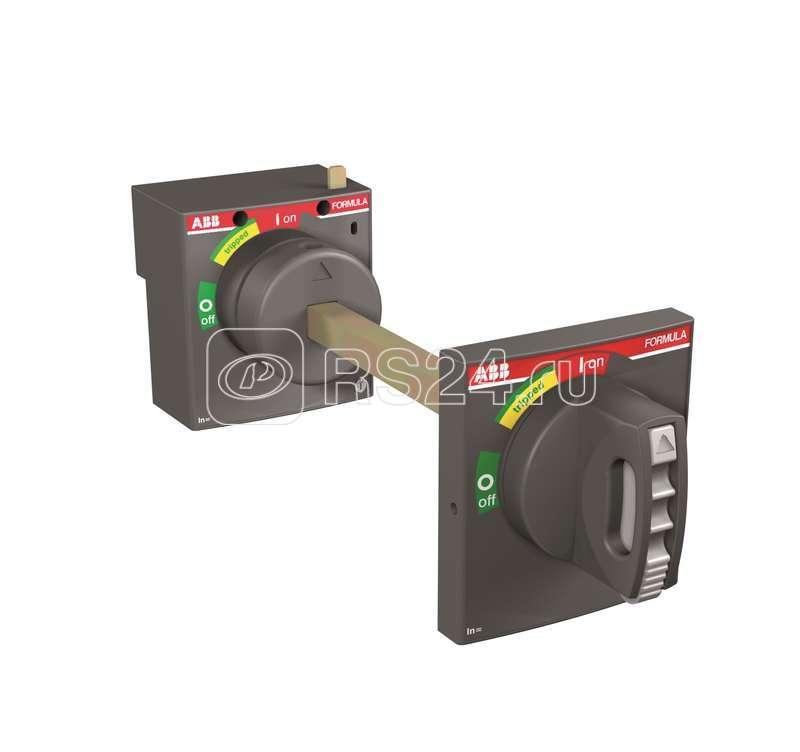 Рукоятка поворотная на дверь для выкл. RHE A3 ABB 1SDA066159R1 купить в интернет-магазине RS24