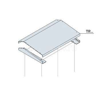 Крыша антидождевая для шкафов АМ2 1200х300мм ABB TP1230K купить в интернет-магазине RS24