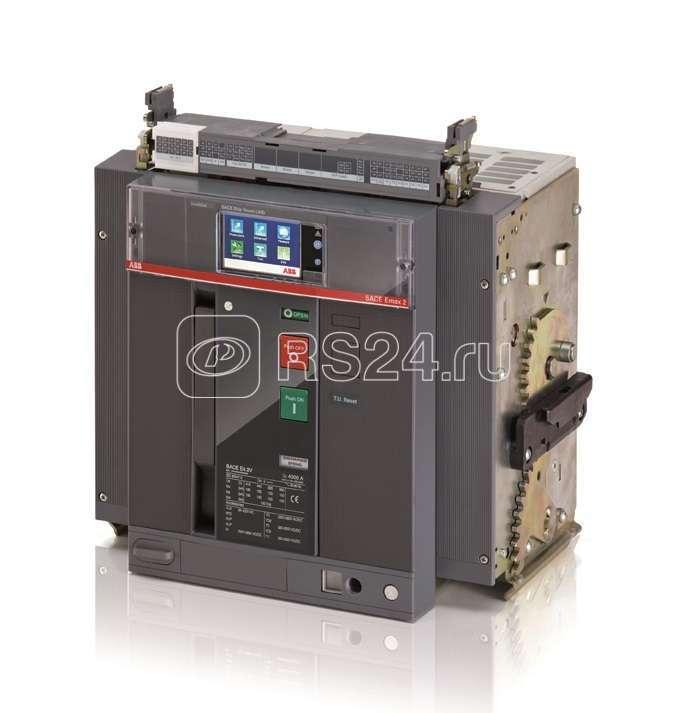 Выключатель авт. 3п E4.2N 3200 Ekip Dip LSI 3p WMP выкат. ABB 1SDA072492R1 купить в интернет-магазине RS24