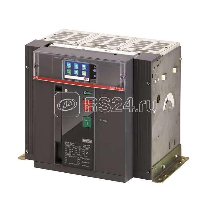 Выключатель авт. 3п E4.2N 3200 Ekip G Hi-Touch LSIG 3p FHR стац. ABB 1SDA071150R1 купить в интернет-магазине RS24