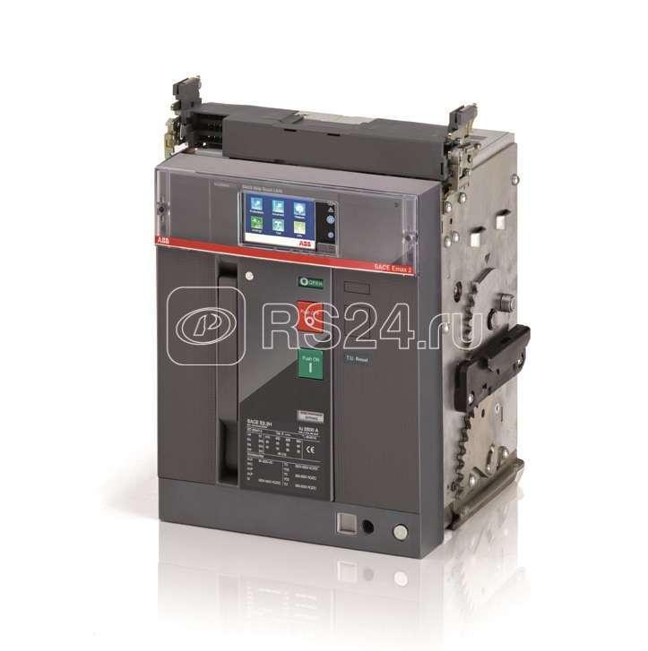 Выключатель авт. 4п E2.2S 2500 Ekip Touch LI 4p WMP выкат. ABB 1SDA073054R1 купить в интернет-магазине RS24