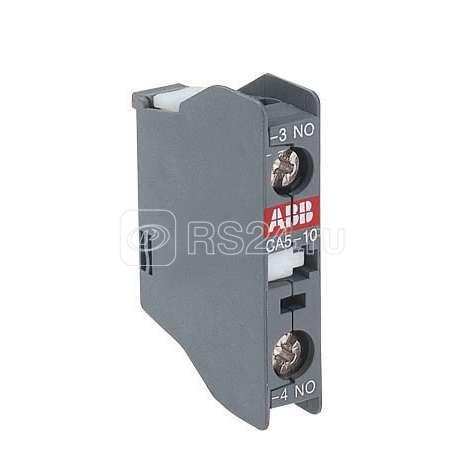 Блок контактный дополнительный CA4-40U 4НЗ для контакторов AF09…AF38 ABB 1SBN010140R1340 купить в интернет-магазине RS24