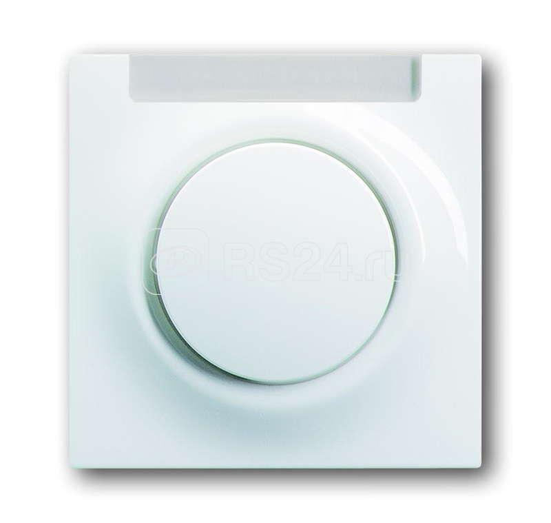 Клавиша для механизмов 1-кл. выкл./переключ./кнопок с полем для надписи impuls альпийский бел. ABB 1753-0-4849 купить в интернет-магазине RS24