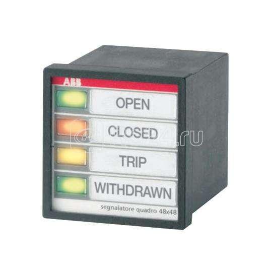 Индикатор светодиодный SL-3-24V/48 ABB 2CSG211010R3001 купить в интернет-магазине RS24