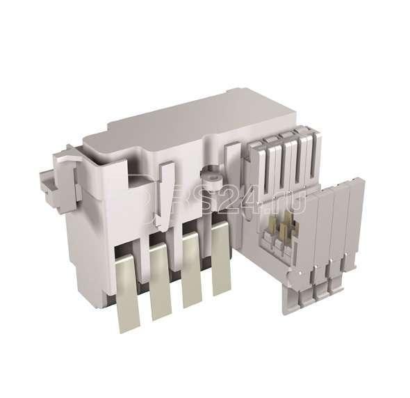 Контакт состояния выкл. AUX 6Q 400V E2.2...E6.2 ABB 1SDA073756R1 купить в интернет-магазине RS24