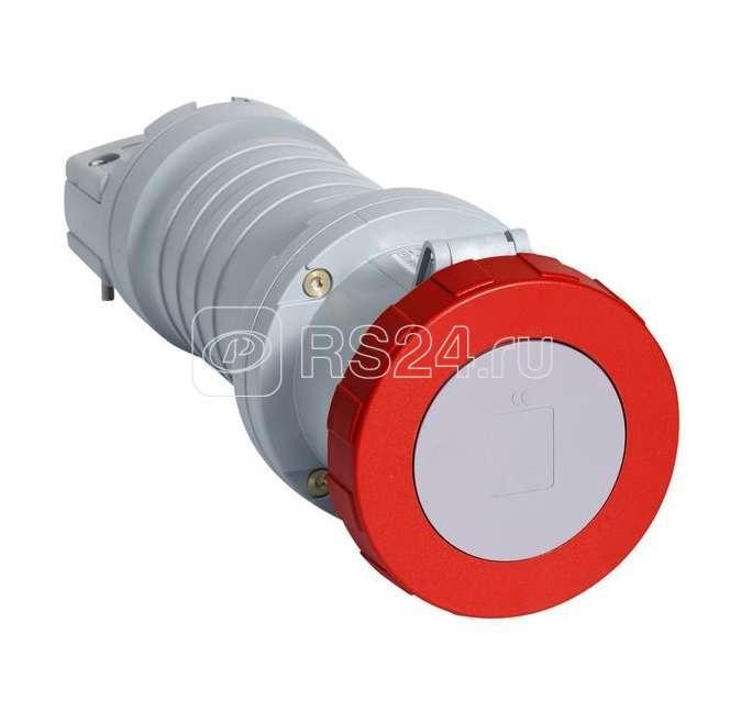 Розетка кабельная 3125C9W 125А 3P+E 7ч IP67 ABB 2CMA166928R1000 купить в интернет-магазине RS24