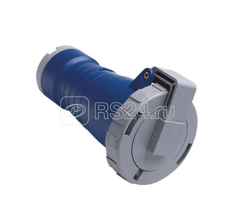 Розетка кабельная 416C9W 16А 3P+N+E 9ч IP67 ABB 2CMA166576R1000 купить в интернет-магазине RS24