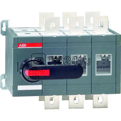 Рубильник реверсивный OT800 E03C 800А ABB 1SCA022785R4270 купить в интернет-магазине RS24