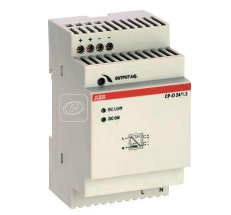 Блок питания CP-D 24/1.3 вх. 90-265В AC/120-370В DC вых. 24В DC/1.3А ABB 1SVR427043R0100 купить в интернет-магазине RS24
