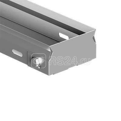 Заглушка торцевая для лотка ЗТЛуц500х150 1.5мм усилен. оцинк. ASD-electric EI-11.37.51.045 купить в интернет-магазине RS24