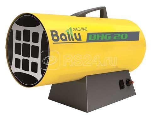 Пушка тепловая газ. BHG 75кВт 2300куб.м/ч Ballu BHG-85 купить в интернет-магазине RS24