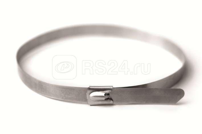 Хомут кабельный 13х200 нерж. сталь AISI 304 серебр. (уп.30шт) ДКС 27417 купить в интернет-магазине RS24