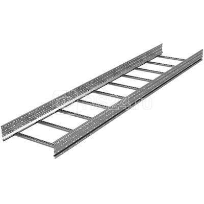 Лоток лестничный 700х150 L3000 сталь 1.5мм тяжелый (лонжерон) ДКС ULM357 купить в интернет-магазине RS24
