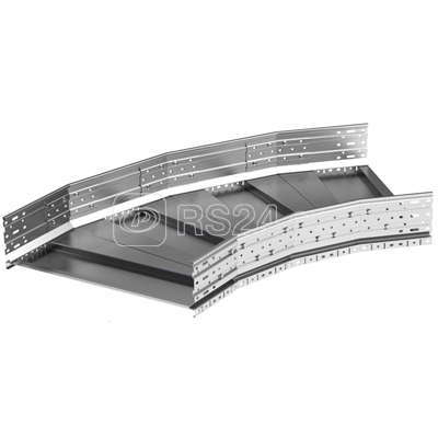 Угол для лотка горизонтальный 45град. 500х200 R-660 ДКС USC625 купить в интернет-магазине RS24
