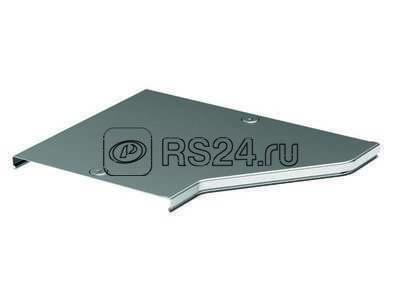 Крышка для переходника RRD прав. 500/300 цинк-ламель ДКС 38132ZL купить в интернет-магазине RS24