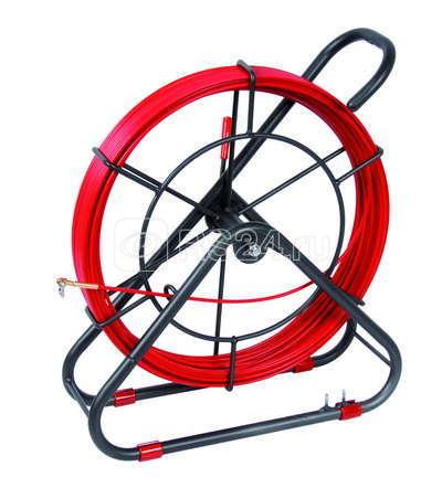 Устройство для протяжки кабеля 80м d6 стеклопруток ДКС 59680 купить в интернет-магазине RS24
