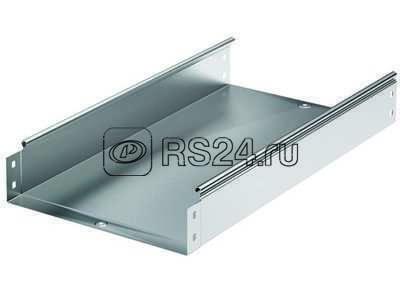 Лоток листовой неперфорированный 300х80 L2000 сталь 1мм ДКС 3505510 купить в интернет-магазине RS24