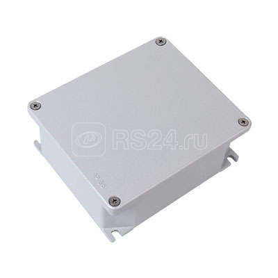Коробка ответвительная 90х90х53мм IP66 RAL9006 окрашенная алюм. ДКС 65300
