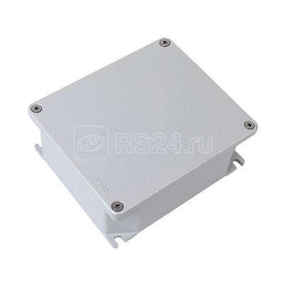 Коробка ответвительная 178х155х74мм IP66 RAL9006 окрашенная алюм. ДКС 65303