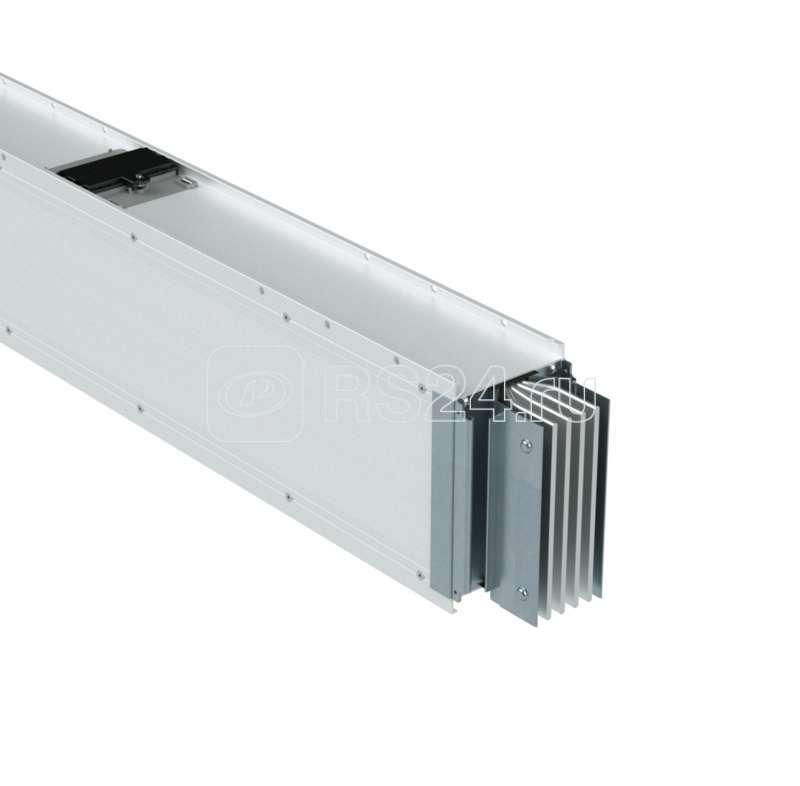 Секция шинопровода прямая 2+0 точек отвода L=2400мм Al 3P+N+Pe 630А IP55 ДКС PTA06ESP16AA000 купить в интернет-магазине RS24