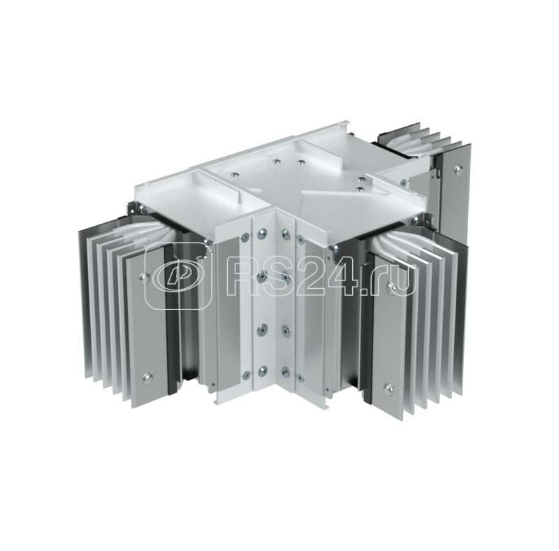 Отвод Т-образ. горизонт. спец. исполнение тип 1 Al 3P+N+Pe 2500А IP55 ДКС PTA25EHTE5AA000 купить в интернет-магазине RS24