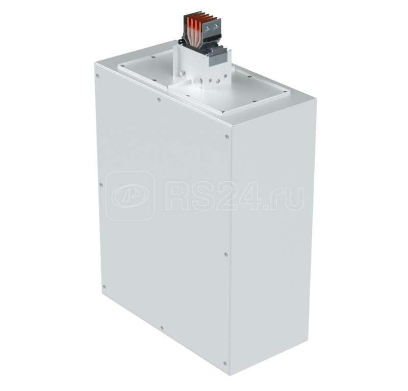 Секция кабельная стандартная центральная тип 2 Cu 3P+N+Pe 1000А IP55 ДКС PTC10ECFE2AA000 купить в интернет-магазине RS24