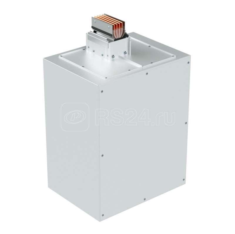 Секция кабельная спец. исполнение верт. установки тип 4 Cu 3P+N+Pe+Fe/2 2500А IP55 ДКС PTC25IFVR4AA000 купить в интернет-магазине RS24