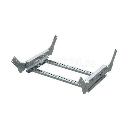 Угол вертикальный лестн. 100х200 цинк-ламель ДКС ULF012ZL купить в интернет-магазине RS24