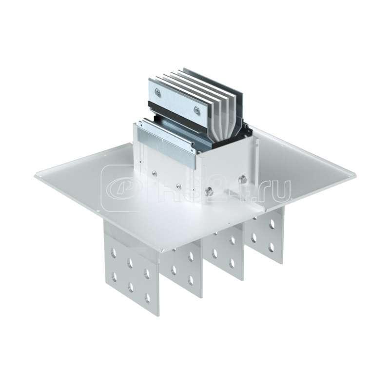 Секция подключения к трансформатору/щиту тип 2 Al 3P+N+Pe+Fe 800А IP55 ДКС PTA08GTST2AA000 купить в интернет-магазине RS24