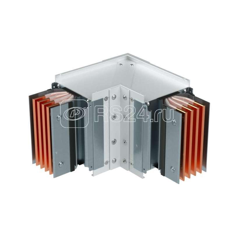 Угол горизонт. стандартный тип 1 Cu 3P+N+Pe+Fe 800А IP55 ДКС PTC08GHEL1AA000 купить в интернет-магазине RS24