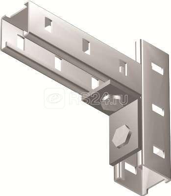 Угол для профиля С-образ. 57мм ДКС BMC1011HDZ (34011HDZ)