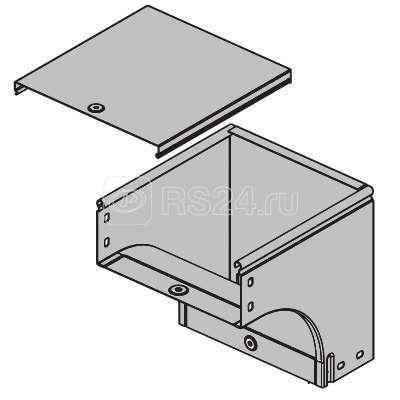 Угол для лотка вертикальный внешний 90град. 150х100 CDV 90 ДКС 37473 купить в интернет-магазине RS24