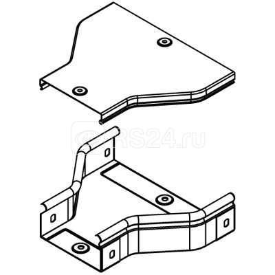 Крышка для переходника RRC 300/100 ДКС 38087ZL купить в интернет-магазине RS24
