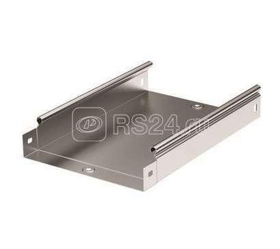 Лоток неперфорированный 200х50 L3000 сталь 0.7мм RAL9003 ДКС 35024RAL9003 купить в интернет-магазине RS24