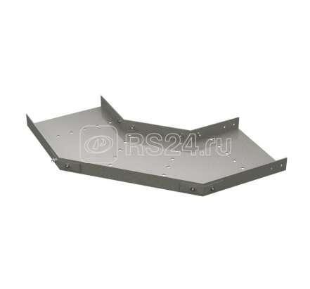 Угол для лотка горизонтальный 90град. 500х80 стеклопластик ДКС GCG90850 купить в интернет-магазине RS24