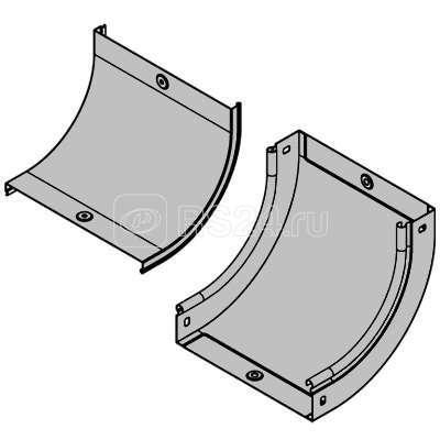 Угол для лотка вертикальный внутренний 90град. 100х50 CS 90 ДКС 36662