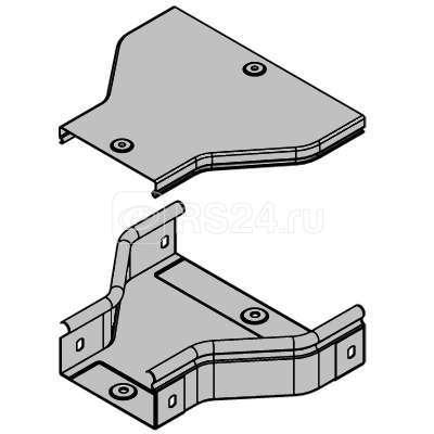 Переходник для лотка RRC симметричный 200/100 H50 ДКС 36310