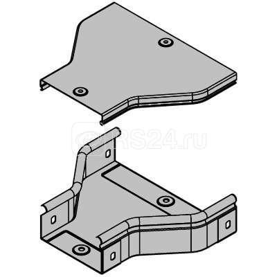 Крышка для переходника RRC 200/100 ДКС 38084 купить в интернет-магазине RS24
