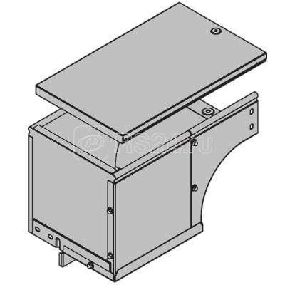 Крышка на угол вертикальный внеш. CDSD/CDSS/CDV осн. 100 ДКС 38282