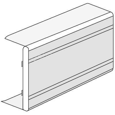 Тройник/отвод для кабель-канала NTAN 100х80 ДКС 01765