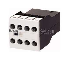 Блок вспомогательных контактов DILA-XHI40 4g 4НО винт. зажимы EATON 276428