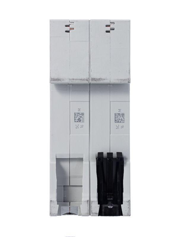 Выключатель автоматический модульный 2п C 63А 4.5кА SH202L C63 ABB 2CDS242001R0634