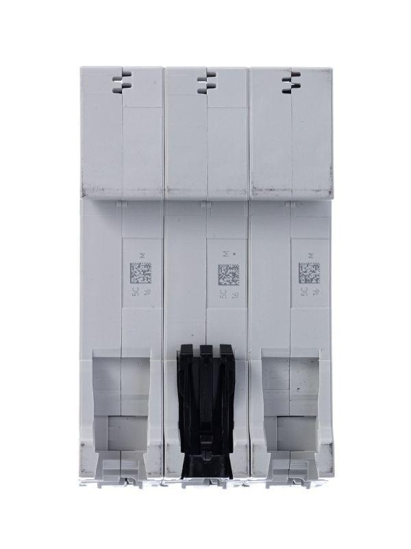 Выключатель автоматический модульный 3п C 50А 6кА S203 C50 ABB 2CDS253001R0504